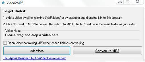 Videos to Mp3